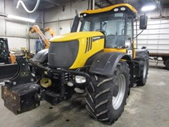 Tractor For Sale 2012 JCB 3230-65 XTRA  FASTRAC Front Linkage , 225 HP