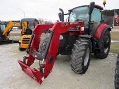Tractor For Sale 2017 Case IH FARMALL 120U T4B FINAL , 117 HP