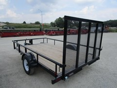 Utility Trailer For Sale 2018 Midsota Manufacturing, Inc. UT8312-Black-3.5K axle