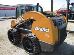 Skid Steer For Sale 2019 Case SV280 T4 FINAL , 74 HP