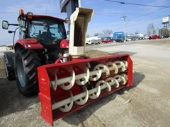 Snow Blower For Sale Buhler Farm King Y1080C--9'