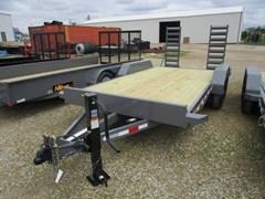 Equipment Trailer For Sale 2018 Midsota Manufacturing, Inc. NOVA ET8216-Gray-7K