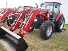 Tractor For Sale 2018 Case IH FARMALL 100C PS:-Cab , 99 HP