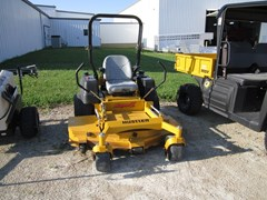 Zero Turn Mower For Sale 2015 Hustler Excel SUPER Z--27K60-- RD-932053 , 27 HP