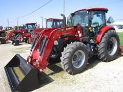 Tractor For Sale 2018 Case IH FARMALL 110C HI LO:-Cab , 107 HP
