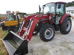 Tractor For Sale 2018 Case IH FARMALL 75C:-Cab , 74 HP