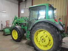 Tractor For Sale 2007 John Deere 6420 CAB , 110 HP