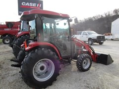 Tractor For Sale 2010 Case IH DX 40 CVT Farmall , 40 HP