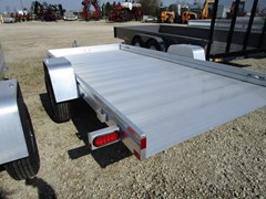 Utility Trailer For Sale 2019 Aluma 6812H-3.5K-TILT BED