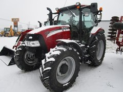 Tractor For Sale 2012 Case IH MAXXUM 115 T4 , 115 HP
