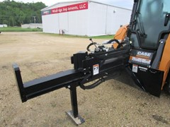 Log Splitter For Sale 2017 Erskine Wood Splitter  skid steer mount 900690