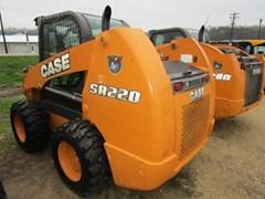Skid Steer For Sale 2012 Case SR220 , 82 HP