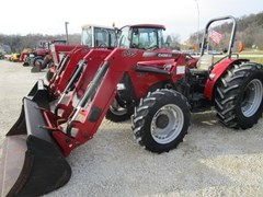 Tractor For Sale 2013 Case IH FARMALL 95C PLATFORM