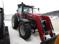 Tractor For Sale 2015 Case IH MAXXUM 135 MC T4B