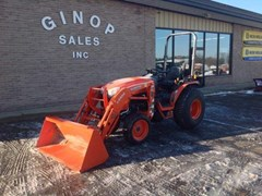 Tractor For Sale:  2017 Kubota B2650HSD , 25 HP