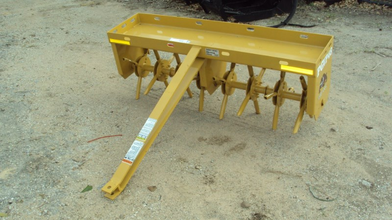 "Dirt Dog Dirt Dog 48"" pull type plug aerator PGVP48 Aerator For Sale"