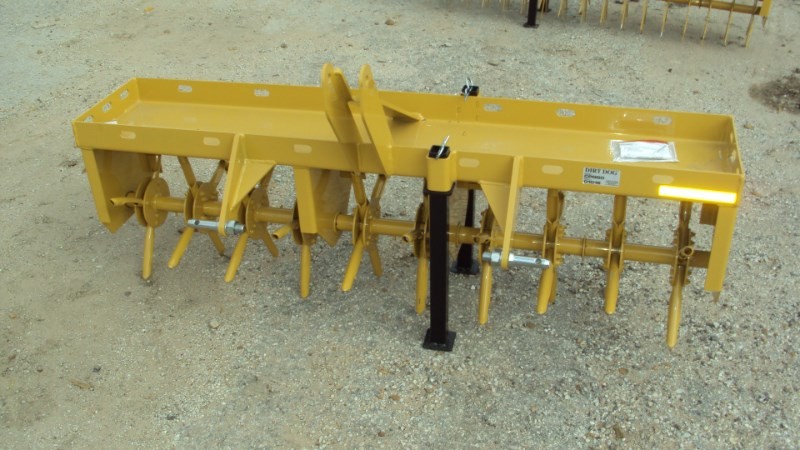 "Dirt Dog Dirt Dog 3pt 60"" plug aerator CPG60 Aerator For Sale"