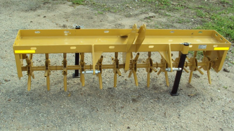 "Dirt Dog Dirt Dog 3pt 72"" plug aerator CPG72 Aerator For Sale"