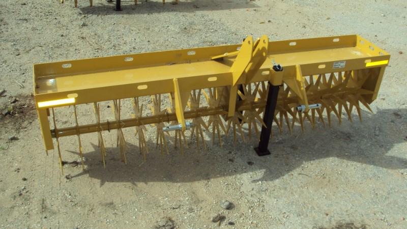 "Dirt Dog Dirt Dog 3pt 72"" Spike aerator CAR72 Aerator For Sale"