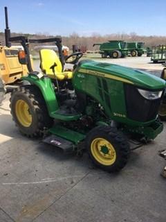 Tractor For Sale 2015 John Deere 3033R , 33 HP