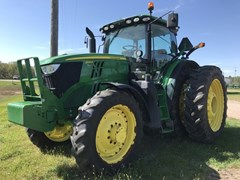 Tractor For Sale 2017 John Deere 6195R , 195 HP