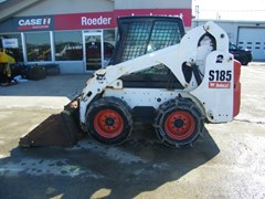 Skid Steer For Sale 2010 Bobcat S185 , 60 HP