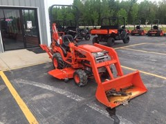Loader Backhoe For Sale:  2003 Kubota BX22TLB
