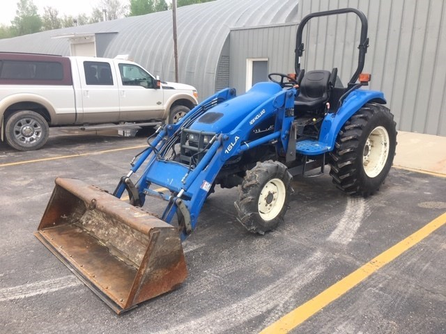 2003 New Holland TC45D Tractor For Sale