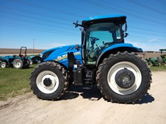 Tractor For Sale 2017 New Holland T6.165 T4B , 135 HP