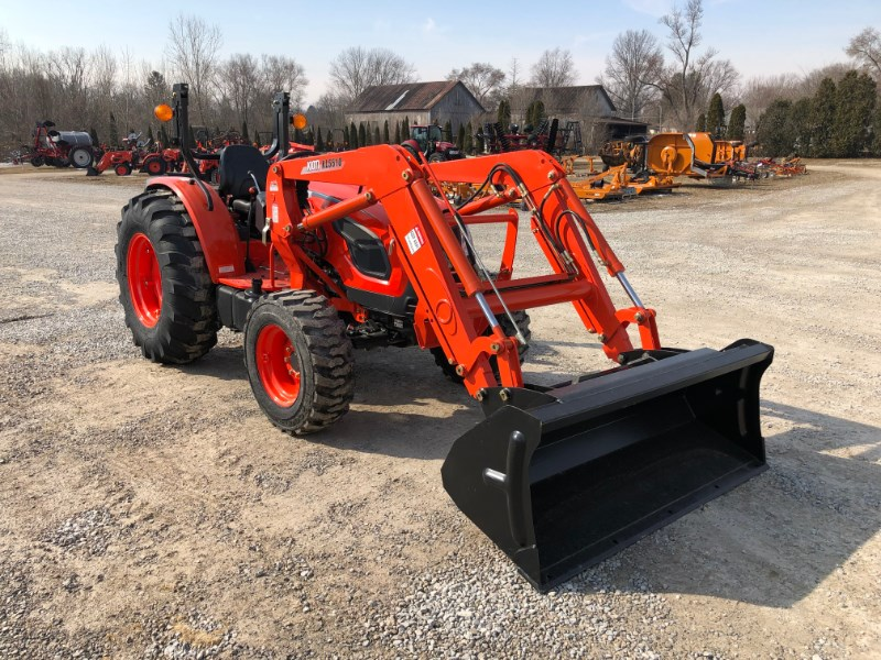 2018 Kioti DK4510HSB Tractor - Compact For Sale