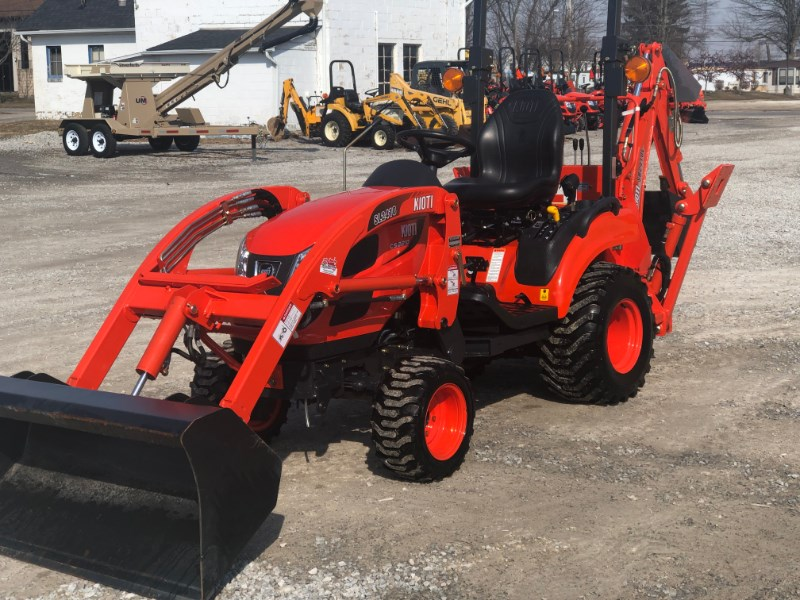 2018 Kioti CS2210SB  Tractor - Compact For Sale