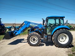 Tractor For Sale 2018 New Holland Powerstar 120 , 120 HP