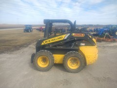 Skid Steer For Sale 2017 New Holland L220 , 67 HP