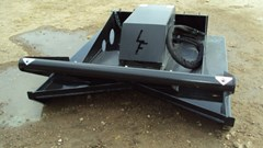 Skid Steer Attachment For Sale:  Loflin NEW Heavy Duty 60 & 72 skid steer hydraulic cutter