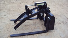 Skid Steer Attachment For Sale:  Other NEW Skid Steer Pallet Fork Grapple
