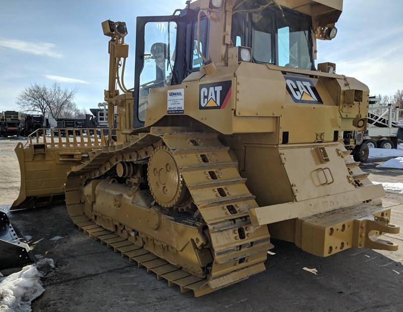 2009 Caterpillar D6T Crawler Tractor For Sale