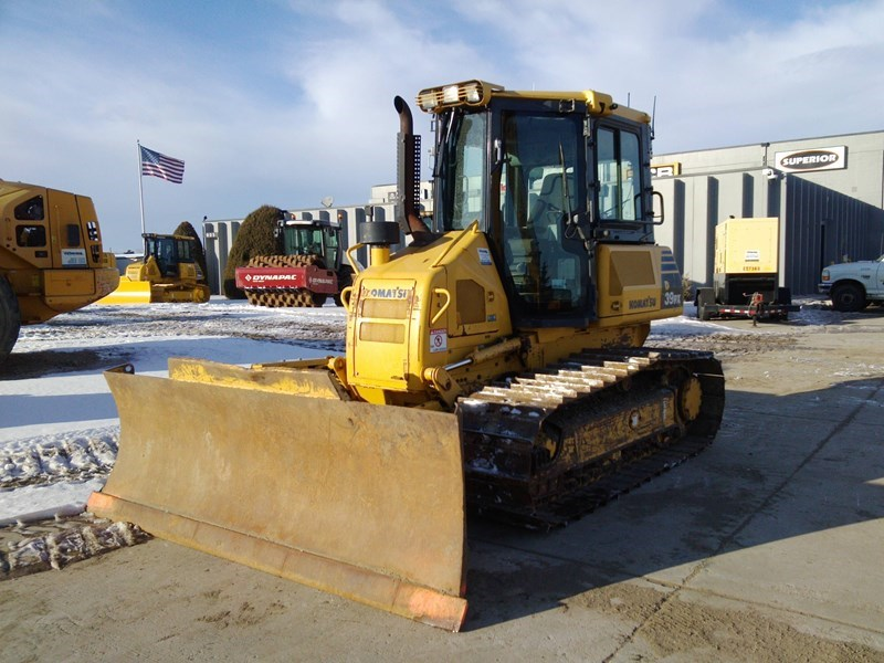 2010 Komatsu D39PX-22 Crawler Tractor For Sale