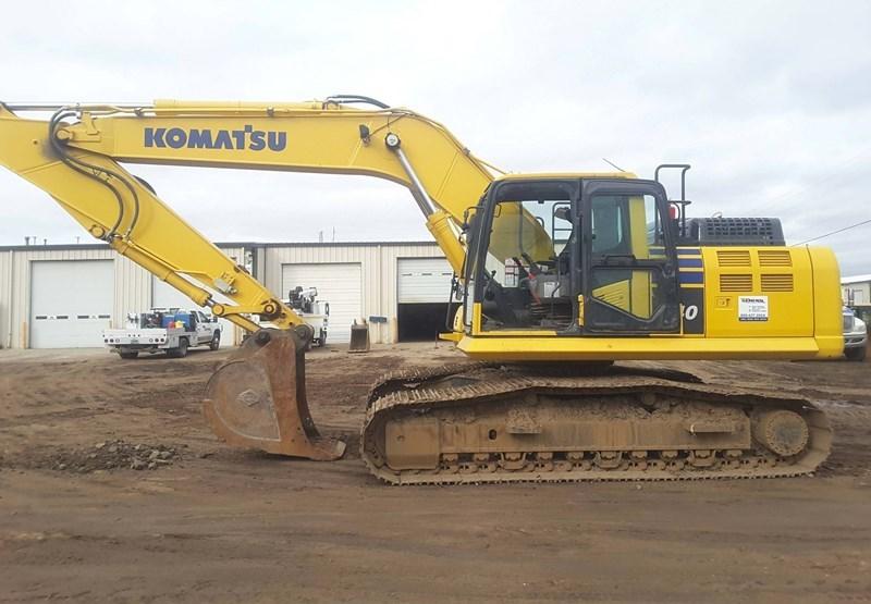 2015 Komatsu PC240LC-11 Excavator For Sale