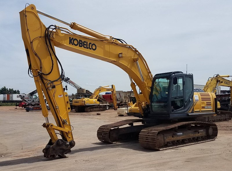 2014 Kobelco SK260LC-9 Excavator For Sale