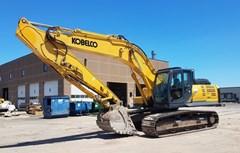 Excavator For Sale 2015 Kobelco SK350LC-9E