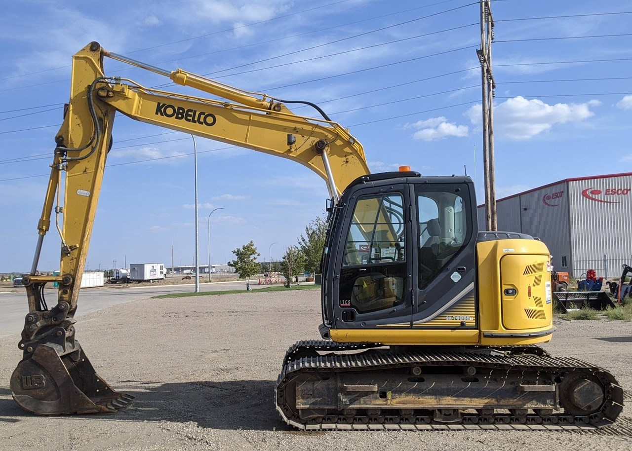 2014 Kobelco SK140SRLC-3 Excavator For Sale