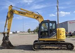 Excavator For Sale 2014 Kobelco SK140SRLC-3