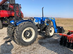 Tractor For Sale 2009 New Holland T4030