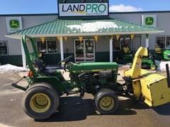 Tractor For Sale 1984 John Deere 650 , 17 HP