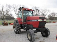 Tractor For Sale 1990 Case IH 7110 , 130 HP