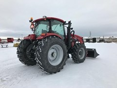 Tractor For Sale 2011 Case IH Maxxum 115