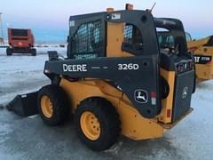 Skid Steer For Sale 2012 John Deere 326D