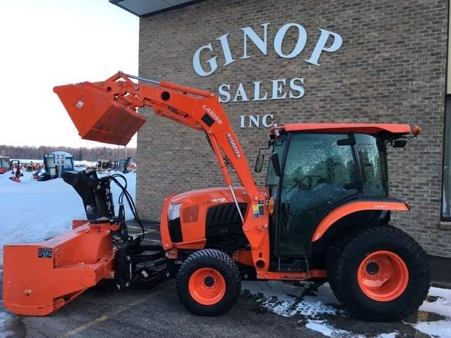 2016 Kubota L6060HSTC Tractor For Sale