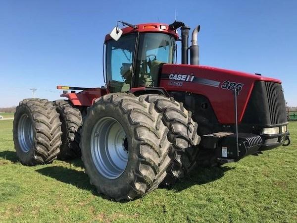 2011 Case IH STEIGER 385 Tractor For Sale