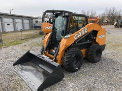 Skid Steer-Track For Sale Case SV280 , 68 HP